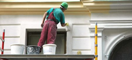 the right exterior painting in west hollywood x